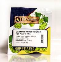 Hersbrucker Hop Pellets 1 oz