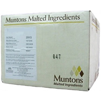 Muntons Amber Dry Malt Extract 55 Lbs