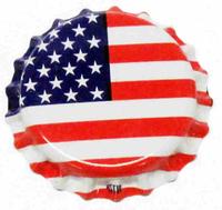 American Flag Crown Caps 10,000 ct.