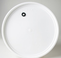 2 Gallon Fermenting Bucket Grommeted Lid