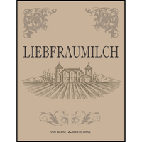 Liebfraumilch Wine Labels 30 ct