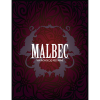 Malbec Wine Labels 30 ct