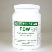 Five Star P.B.W. 4 Lb. Pack