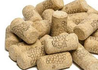 8 x 1 3/4 First Quality Straight Wine Corks 30 ct