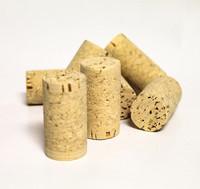 9 x 1 3/4 Premium Quality Straight Wine Corks 1000 ct