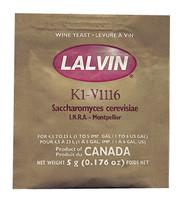 Lalvin K1V-1116 Wine Yeast