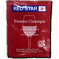 Red Star Premier Classique Wine Yeast