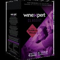 Classic Chilean Diablo Rojo Wine Kit