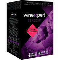 Classic California White Zinfandel Wine Kit