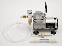 Vacuum degassing kit