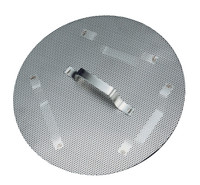 Perforated False Bottom for the Brewrite Kettle 40 Quart