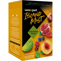 Island Mist Coconut Yuzu Wine Kit