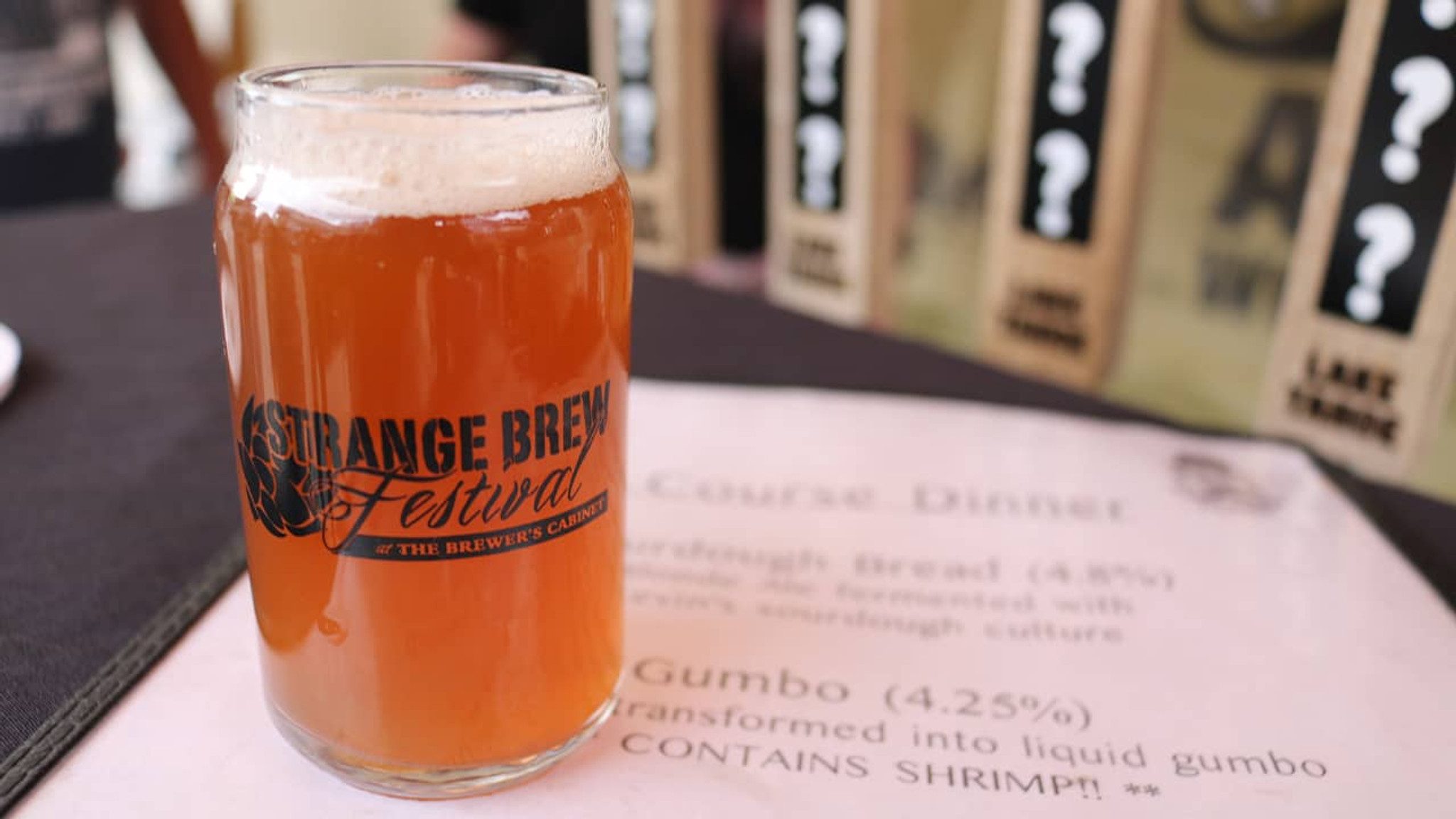 Would You Drink These Strange Brews?