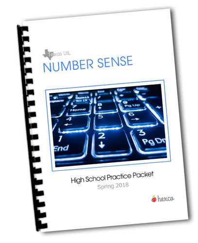 Number Sense Practice Tests Uil Elementary Junior High