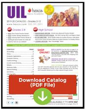 Download Hexco UIL Academics Catalog PDF Form