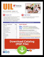 download hexco uil academics 2022 catalog pdf form