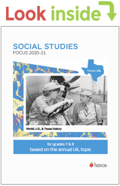 look inside 7-8 social studies focus 2020-21