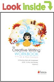 look inside creative writing workbook volume 2
