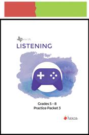 look inside listening practice packet 3 lower grades
