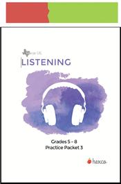 look inside listening practice packet 3