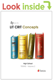 look inside lit crit concepts volume 2