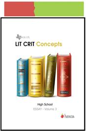 look inside lit crit concepts volume 3