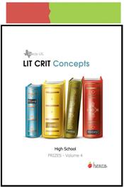 look inside lit crit concepts volume 4