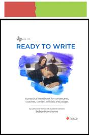 look inside ready to write