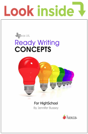 look inside high school ready writing concepts