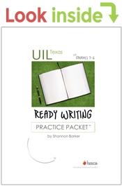 look inside ready writing practice packet 5-6