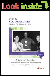 look inside social studies notes for high school 2021-22
