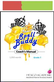 look inside spell buddy coach's manual