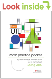look inside uil math practice packet