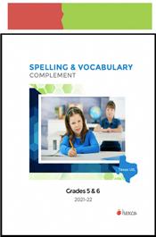 look inside uil spelling vocabulary 5-6