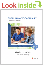 look inside uil- spelling vocabulary high school difficulty