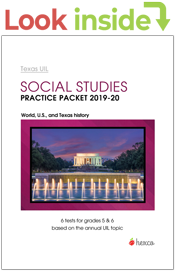 social studies 5 and 6 practice packets look inside