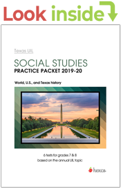 social studies 7 and 8 practice packets look inside
