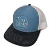 Mike Ryan Tri Color Snapback Cap