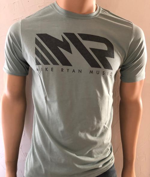 MR Leaning Logo Tee