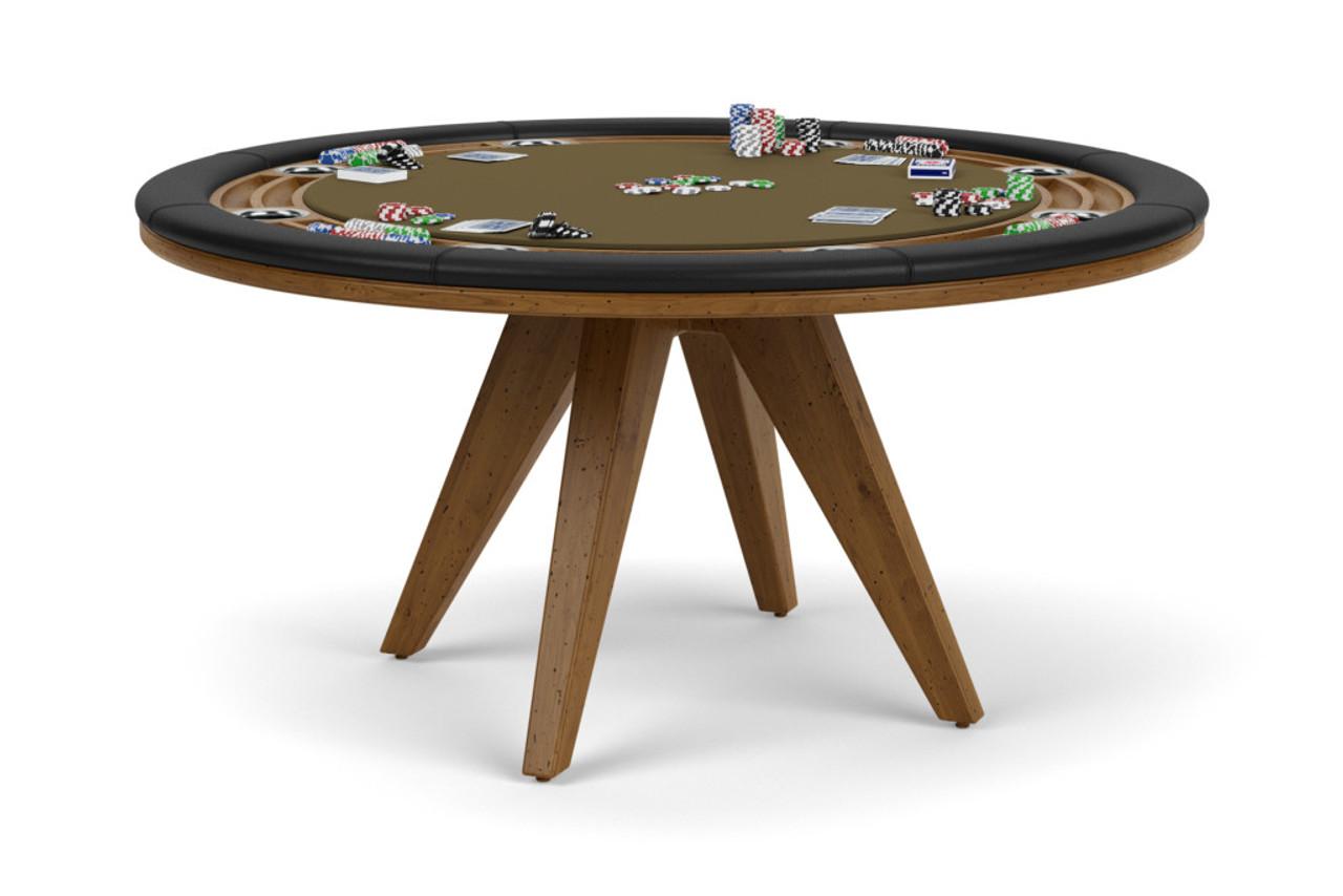 """Seattle Pro 9"""" Poker Table"""