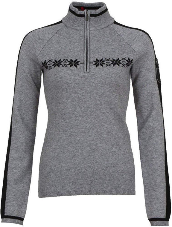 Alp-N-Rock Karlie 1/2 Zip Sweater