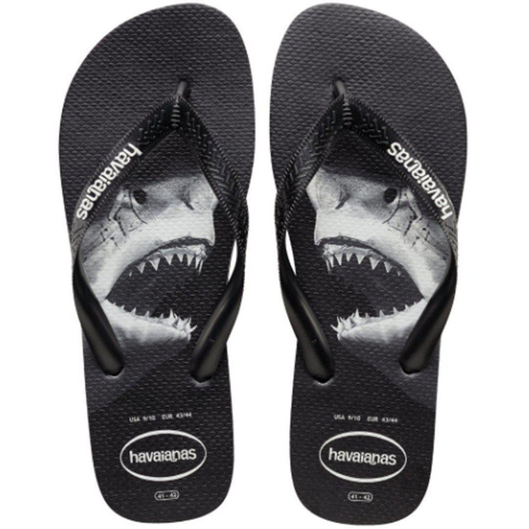 Top Photoprint Men's Shark Sandal