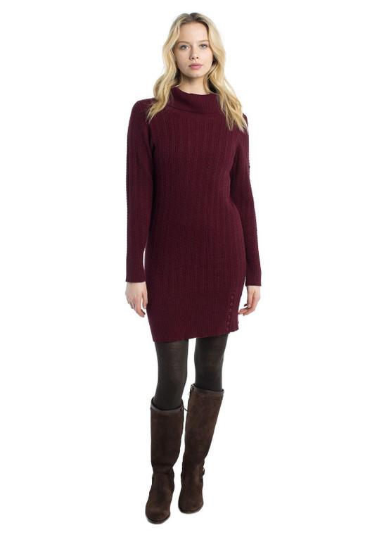Dubarry Westport Cable Knit Dress