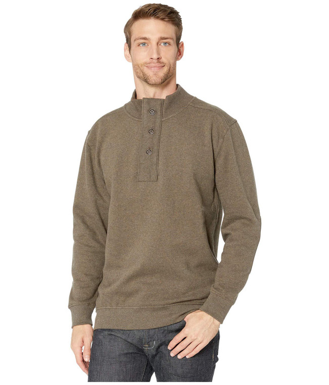 Wolverine Hudson Quarter Button Fleece
