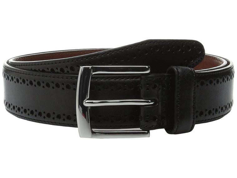 J&M Perforated Edge Belt