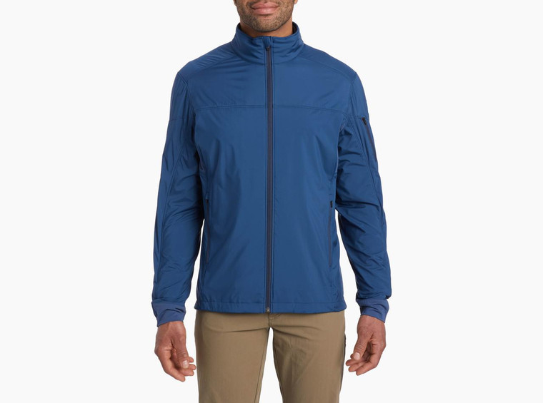 Kuhl M's The One Jacket Storm Cloud