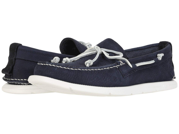 UGG Beach Moc Slip On True Navy