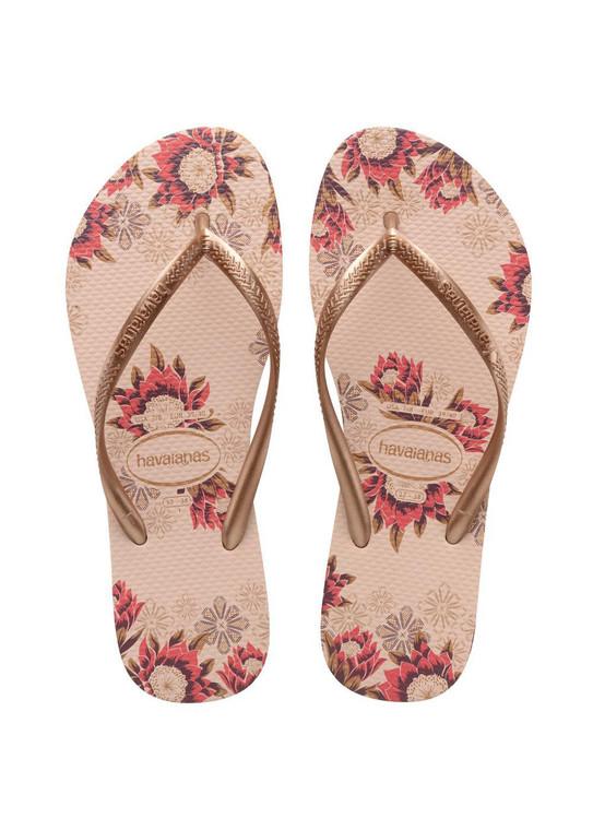 Havaianas Slim Organic Ballet Rose Sandal