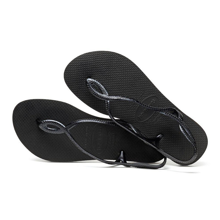 Havaianas Luna Black Sandal