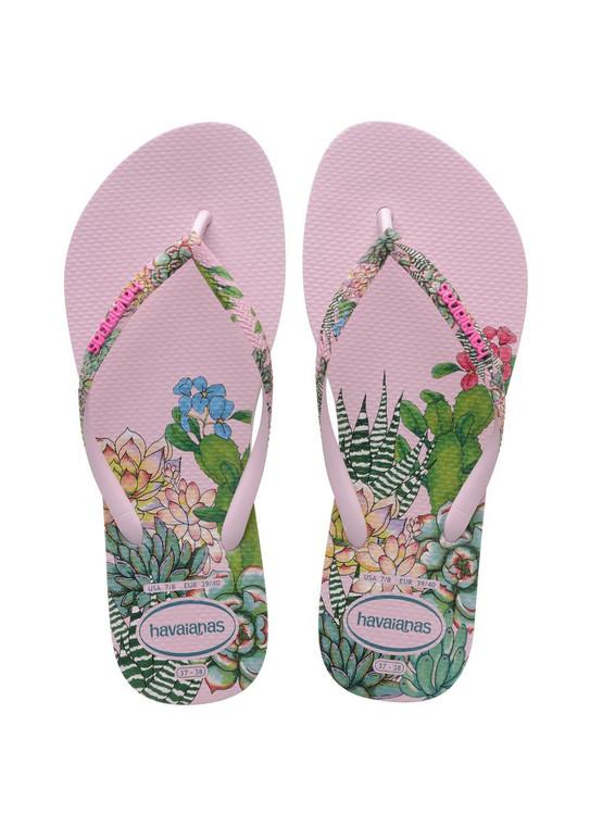 Havaianas Slim Sensation Crystal Rose Sandal
